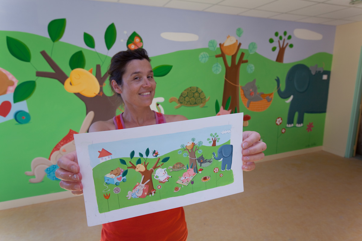 Émilie Chollat École maternelle Saint-Vincent-de-Paul Marseille Juin 2012 49