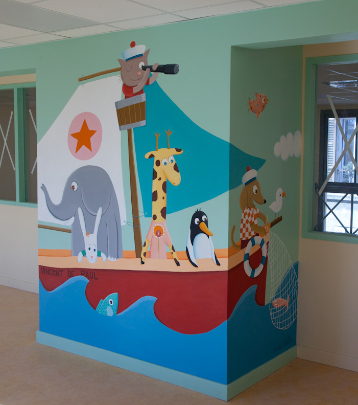 Émilie Chollat École maternelle Saint-Vincent-de-Paul Marseille Juin 2012 50
