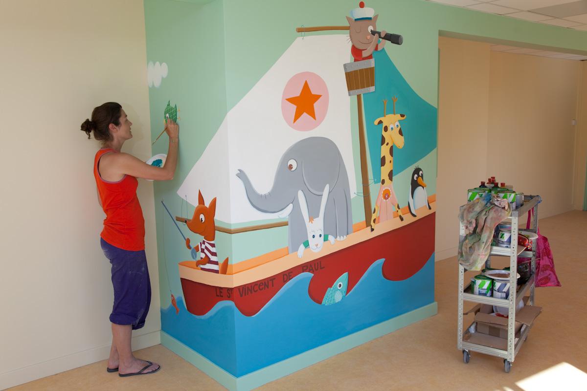 Émilie Chollat École maternelle Saint-Vincent-de-Paul Marseille Juin 2012 52