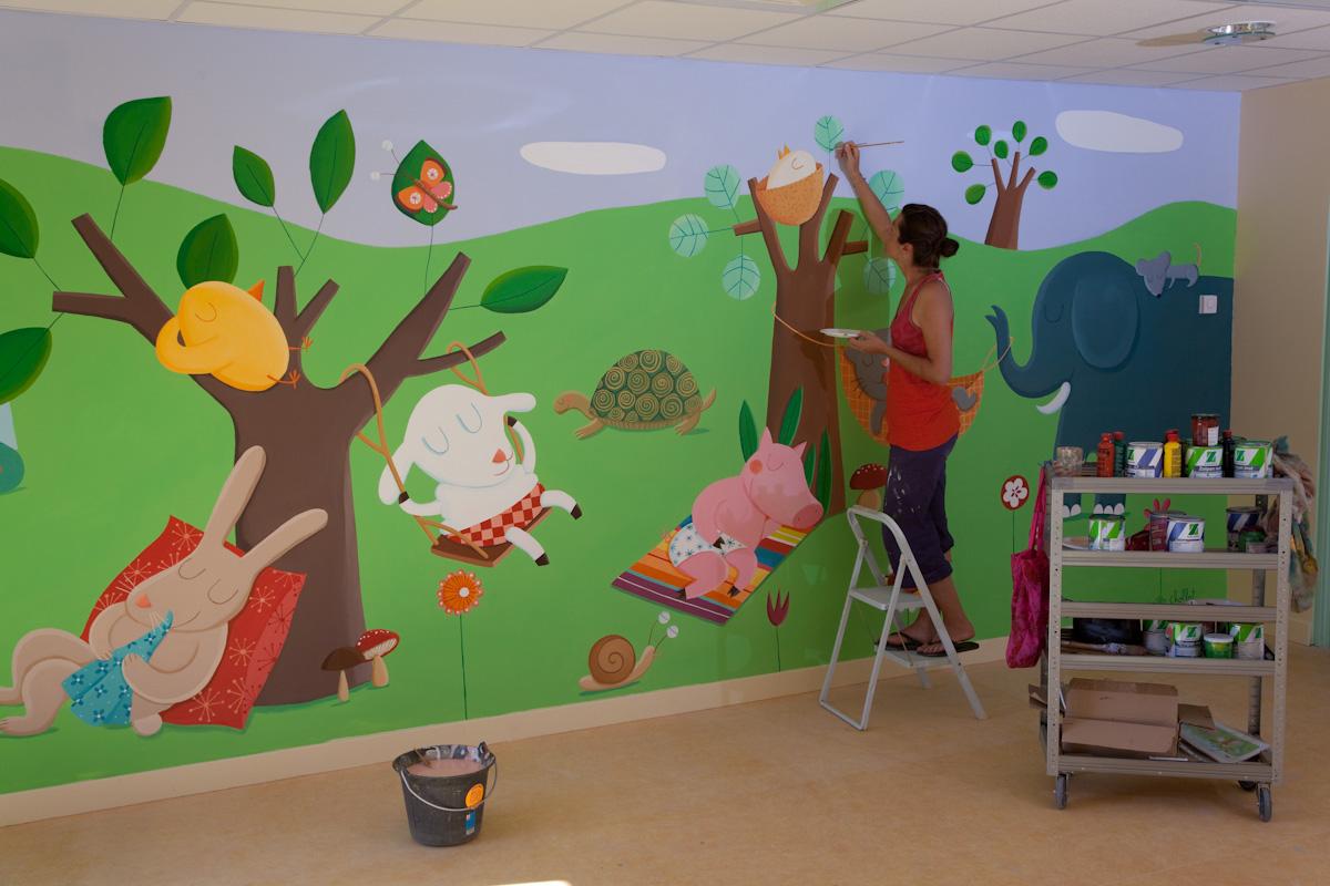Émilie Chollat École maternelle Saint-Vincent-de-Paul Marseille Juin 2012 53