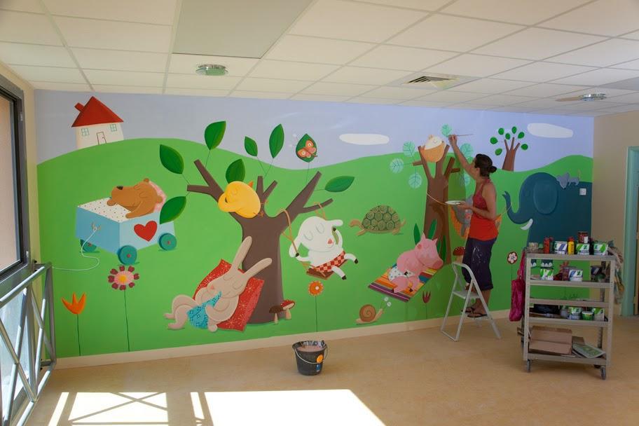 Émilie Chollat École maternelle Saint-Vincent-de-Paul Marseille Juin 2012 54