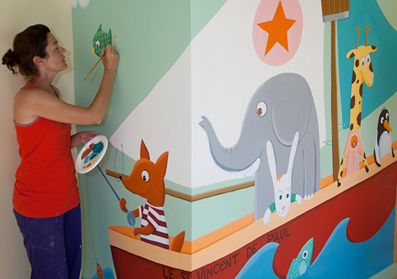 Émilie Chollat École maternelle Saint-Vincent-de-Paul Marseille Juin 2012 95