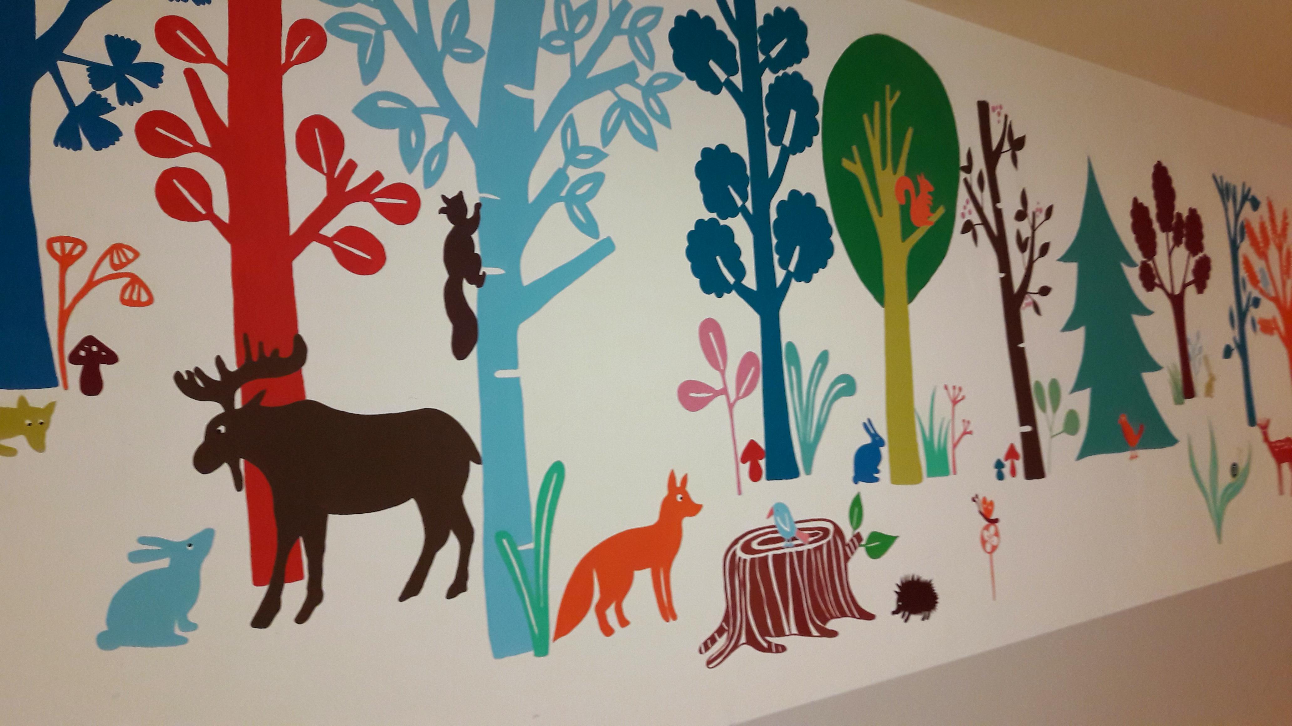 Rea1 les fresques d 39 milie chollat - Hopital port royal service gynecologie ...