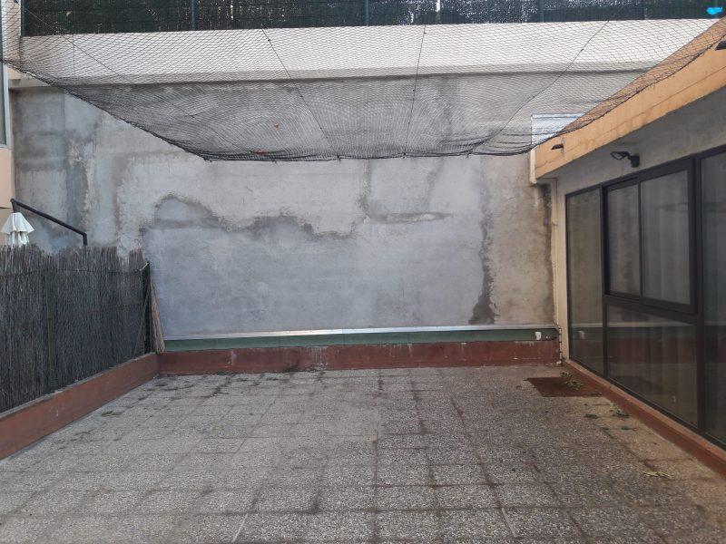 mur brut