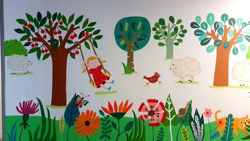 mur jardin 2
