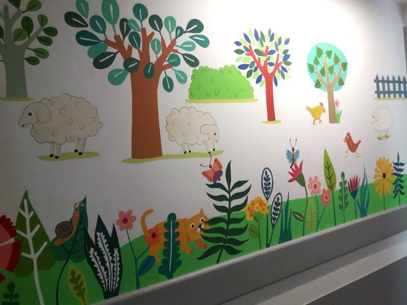 mur jardin droite